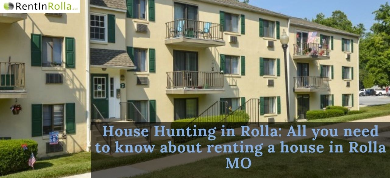 House Hunting in Rolla All you need to know about renting a house in Rolla MO