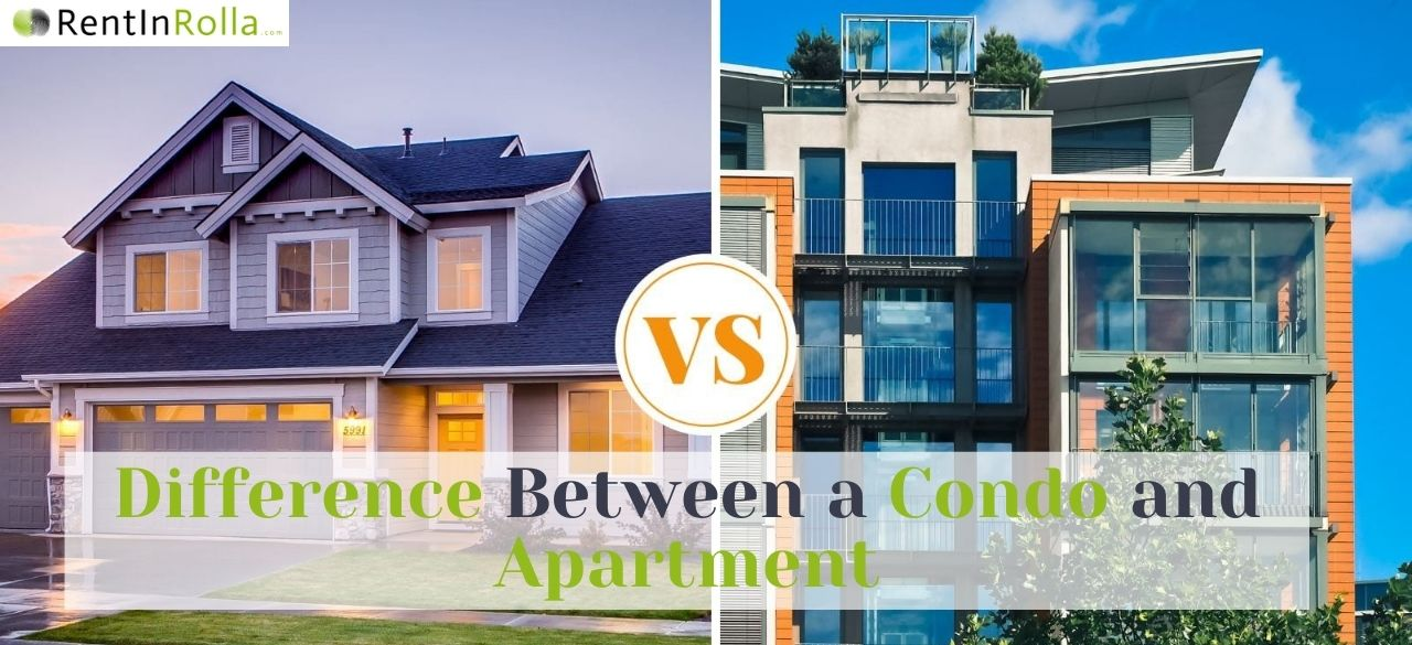 Difference Between a Condo and Apartment - Rent In Rolla